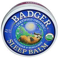 BADGER(バジャー)のスリープバームで心地よい眠りへ