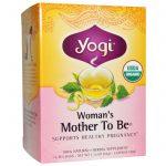 妊婦向けYogi tea ヨギティー母となる女性達へWoman's Mother To Be