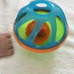 マンチキンMunchkinのおもちゃ-バスボール
